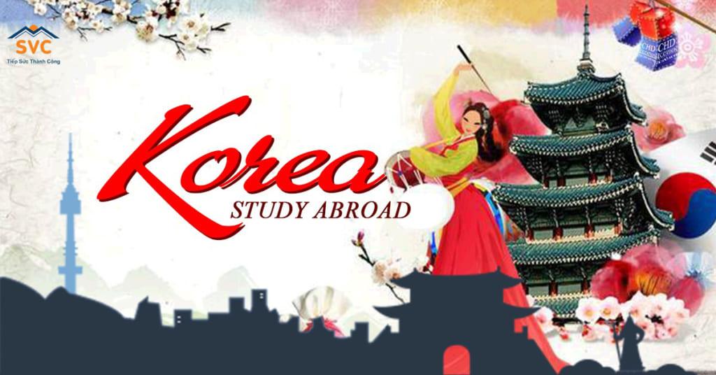 Du học Hàn quốc là ước mơ của nhiều bạn trẻ